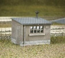 Ratio 511 2 Wooden Lineside Huts OO/HO Gauge kit sealed pack (L)
