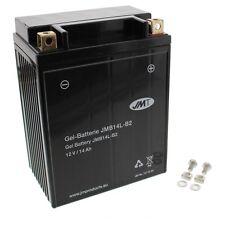 JMT GEL Batterie YB14L-B2 Suzuki GSX 750 F GR78A Bj. 1989-1997