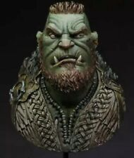 1/12 Resin Figure Model Kit Bust ORC Warrior Warcraft Unpainted