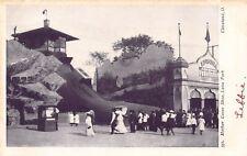Cleveland OH Luna Amusement Park~Mother Goods~Edisonia~Ticket Booth c1906 UDB
