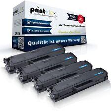 4x ECOLINE XL Toner per Samsung Xpress M2078F M2020W Set XXL