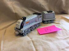 Thomas Engine Metal Diecast Train Take Along N Play Spencer with Tender B 2003