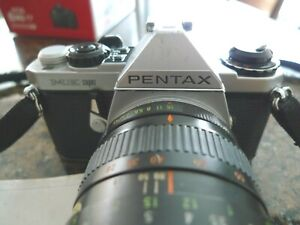 PENTAX ME SUPER with 28-80 lens