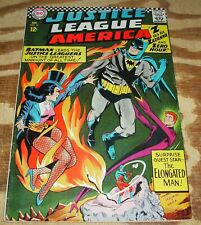 Justice League of America 51 vf 8.0