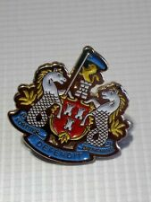 Newcastle United Fairs Cup Winners Crest Pin Badge