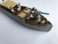Wargame British WW1 Naval River Gunboat Launch 25-28mm Kit East Africa Campaign