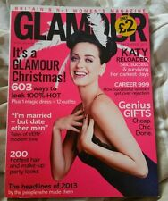 December Glamour Monthly Magazines for Women