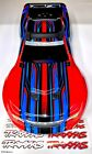 Traxxas® Maxx® 4s Body, Red with decal sheet 8911P OEM NIB TRA8911P
