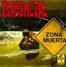 Transmetal, Zona Muerta CD, New, Sealed