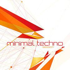 CD Minimal Techno Session von Various Artists  2CDs