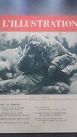 Rivista L'Illustrazione Esposizione 1940 IMMAGINE Della Fazer N° 5056 ABE