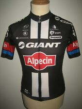 Giant Alpecin WORN by LUDVIGSSON cycling jersey shirt maillot trikot size M