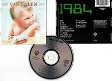 """VAN HALEN """"1984"""" (CD) 1983"""