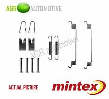 MBA794 Rear Drum Brake Shoe Fitting Accessory Kit Replacement Spare By Mintex