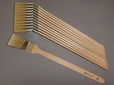 Heizkörperpinsel Malerpinsel für Rippenheizung mit Holzgriff