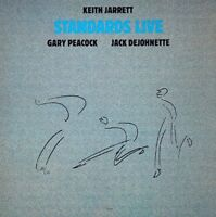 Keith Jarrett Trio Standards Live SACD w/OBI Tower Records Limited NEW SEALED JP