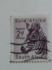 SOUTH AFRICA STAMP - 2d