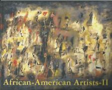African American Artists II -  Benny Andrews, Romare Bearden, Jacob Lawrence etc