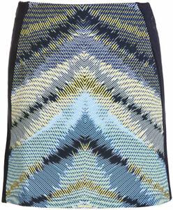 NWT Golfino Ladies Printed Dry Comfort Skort 8260422 580 Navy Sz 6 8 10 12 14