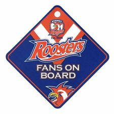 Signed Sydney Roosters NRL & Rugby League Memorabilia