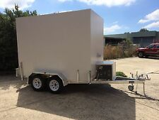 10ft x 6ft  mobile cool room Coolroom Portable coolroom trailer walk in