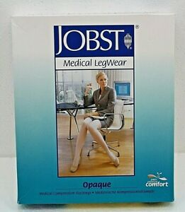 Compression Stockings Jobst Opaque Size: 2 Ad Kkl 2 New Caramel - Stockings