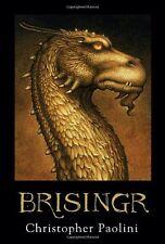 Brisingr (The Inheritance Cycle),Christopher Paolini