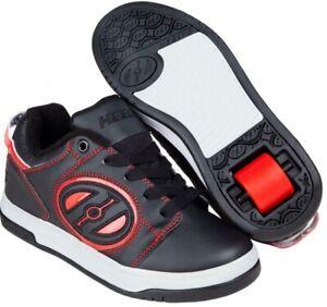 *Genuine Heelys Voyager Black/Red*