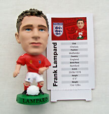 Prostars ENGLAND (AWAY) LAMPARD, PR128 Loose With Card LWC - RETAIL RELEASE