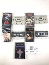 Ozzy Osbourne Black Sabbath Headless Cross RARE Cassettes Lot Of 5 Tapes