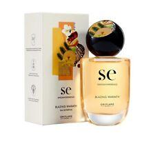 Oriflame .SE Swedish Experience Blazing Warmth Eau de Parfum, New Fragrance 75 m
