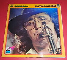 Gato Barbieri - El Pampero - Live Montreux -- LP / Jazz