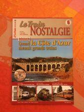 Le Train Nostalgie # 6 Avec DVD