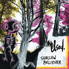 """The Used Shallow Believer 12"""" Vinyl LP Album RECORD STORE DAY RSD 2015!"""