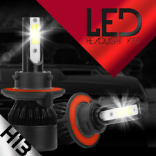 XENTEC LED HID Headlight kit H13 9008 White for 2005-2016 Ford F-450 Super Duty