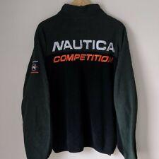 Vintage Nautica Competition Fleece Pullover
