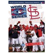 NEW - SEALED - 2006 World Series - Tigers vs. Cardinals DVD Billy Bob Thornton