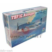 HobbyBoss 1/48 80314 TBF-1C Avenger Model Kit Hobby Boss