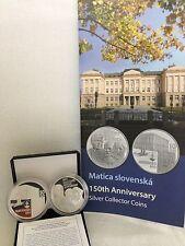 SLOWAKEI 2013 10 EURO SILBER PP - MATICA SLOVENSKA -