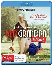Jackass Presents Bad Grandpa : NEW Blu-Ray