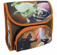 STAR WARS Mini Schulranzen Yoda, Rucksack, Darth Vader, mini school pag 2013 NEU