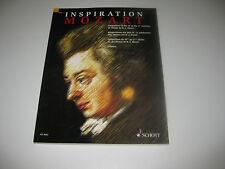 Inspiration Mozart von Wolfgang A. Mozart (2006)