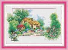 Counted Cross Stitch Kit - Summer Cottage
