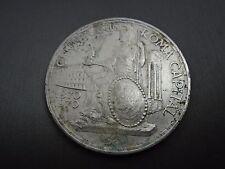EQUATORIAL GUINEA 150 Pesetas 1970 Silver Heavily Cleaned #L6