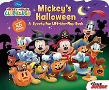 Mickey Mouse Clubhouse Mickeys Halloween by Disney Book Group