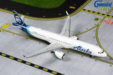 GEMINI JETS ALASKA AIRLINES A321NEO 1:400 GJASA1855 PRE-ORDER