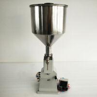 VI Pneumatic Filling Machine For Shampoo Cosmetic Liquid Medicine Paste Filler