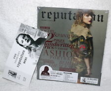 Taylor Swift Reputation Target Exclusive Magazine Vol.2 Taiwan Ltd CD+flyer