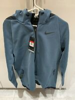 Nike Therma Sphere Men's Training Jacket 932036 468 Teal-Blue Force Size L $195