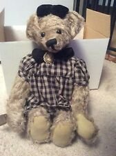 Gallery Teddy Bears Theodora First Issue in Yesterday's Bears Aston-Drake